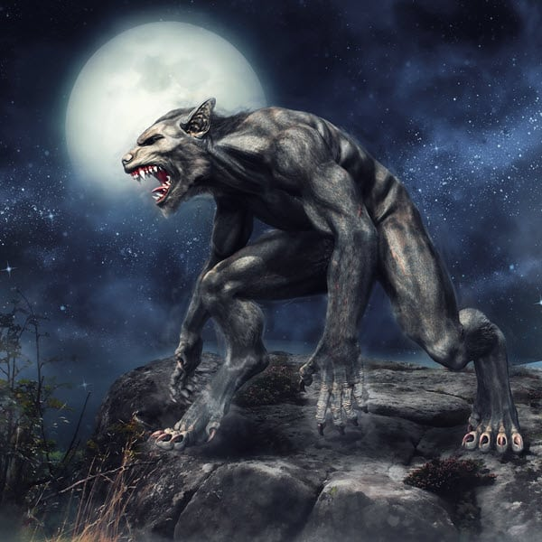 Werewolves may kill the monster hunters