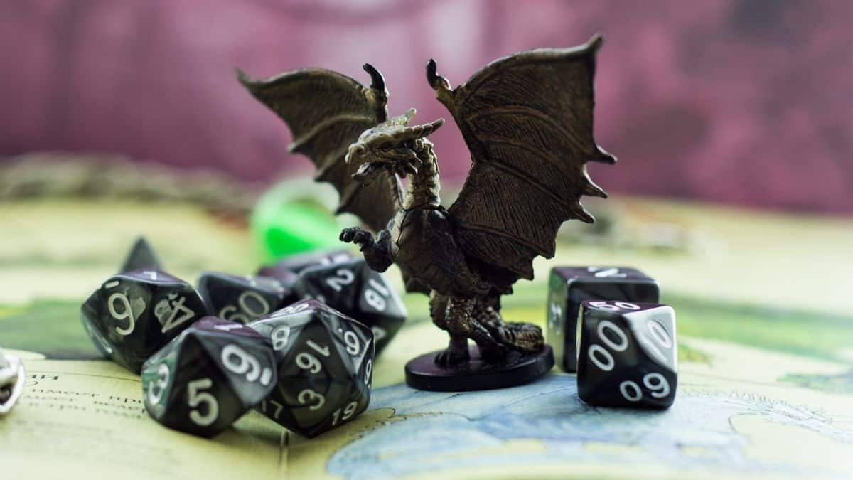 Buying Board Games Like Dungeons and Dragons