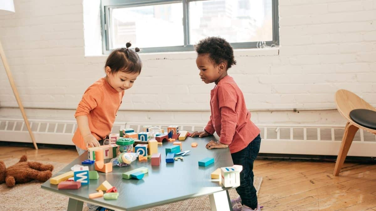 Best STEM Toys For 2 Year Olds