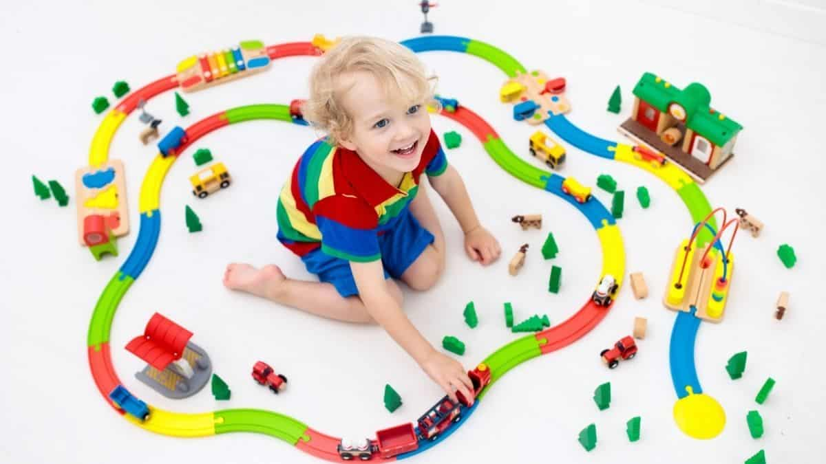 Best Train Sets for Preschoolers