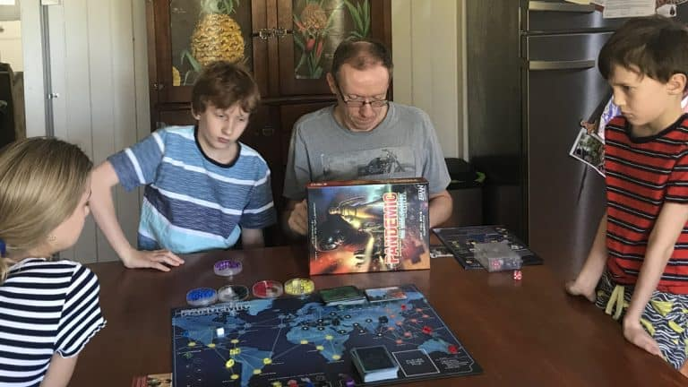 Pandemic Board Game Review