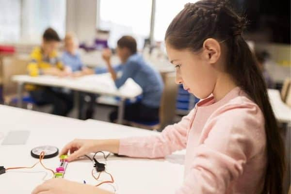 How to get girls into STEM