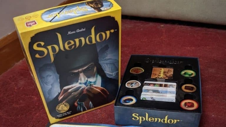 Splendor Board Game Review | Gem of a Game or a Trade-In Candidate?