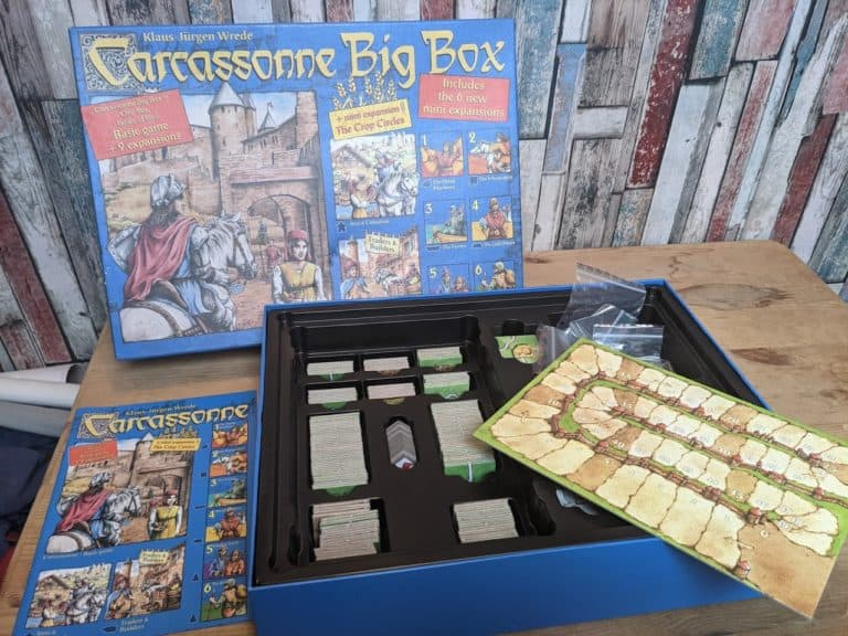 Carcassonne Review: Should You Place These Tiles?