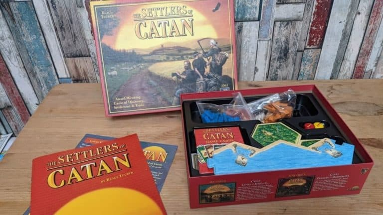 Settlers of Catan Review: A Classic, But Is It Good?