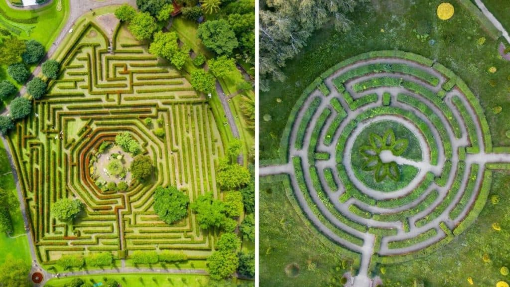 Maze vs Labyrinth: What's The Difference?