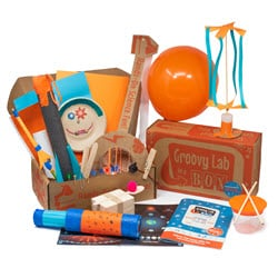 Groovy Lab in a Box - monthly STEM box